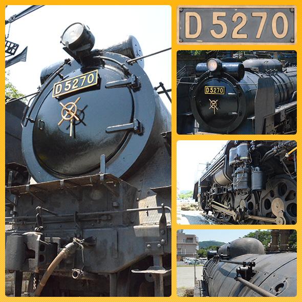 D5270の車体